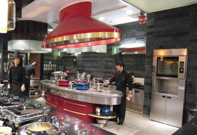 14个商用厨房设计的细节,必须要注意的部分!