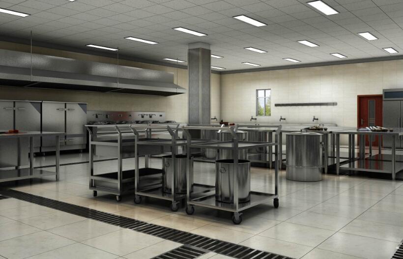 开放式商用厨房设计的重要性!